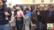 GRAU D'AGDE - 2015 - Le Pere Noël au Grau d'Agde organisé par le Comité des fêtes et l'association de commercants du Grau d'Agde