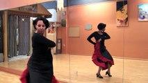 Latin Dancing Lessons : Flamenco Dance Moves: Standard Flamenco Dance Arm Movements