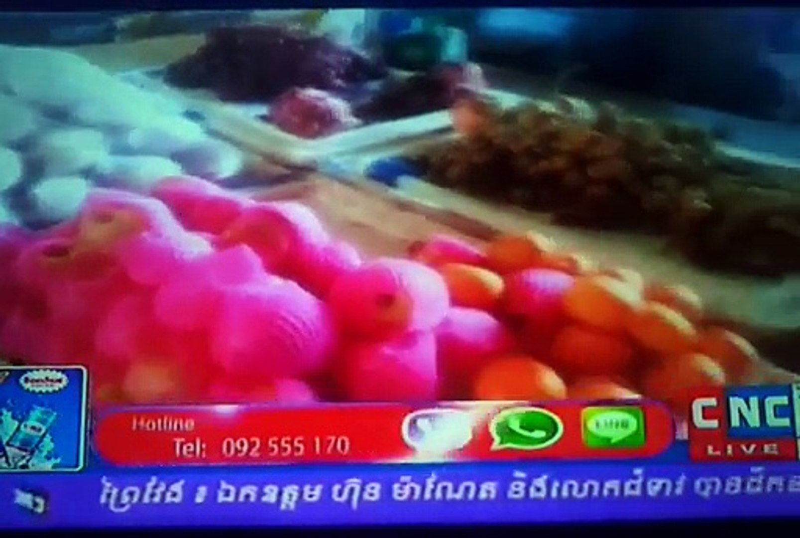 Khmer Hot News today | Cambodia News This Week | CTN, CNC news on 20 July 2015 #2/2