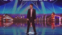 Will Simon Cowell be impressed by Jon Cleggs impression of him? | Britains Got Talent 20