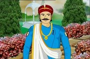 Akbar And Birbal Animated Stories _ The Jackfruit Tree ( In English) Full animated cartoon catoonTV!
