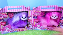 NEW Puppy Surprise Dogs With Barking Puppy + Barbie & Rapunzel Dolls by DisneyCarToys