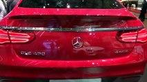 2016, Mercedes Benz GLE 450 AMG 4Matic Coupé, Exterior and Interior, 2015 Geneva Motor Sho