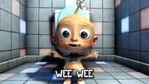 Pee Pee Poo Poo (Baby Kata) #music #humor