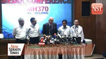 MISSING MH370: PMs statement on missing airliner