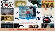 Read  Have Yourself A Merry Little Romance Ebook Free