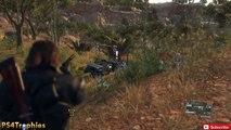 Metal Gear Solid V: The Phantom Pain - S-Rank Walkthrough - Mission 19: On The Trail
