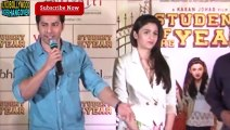 Alia Bhatt & Varun Dhawan SEXY KISS In Humpty Sharma Ki Dulhania OFFICIAL TRAILER - STEAMY NEWS