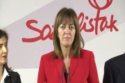 "Mendia: ""Socialistas vascos recuperamos espacio"""
