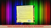 Read  Construction Safety Handbook A Practical Guide to Osha Compliance and Injury Prevention EBooks Online