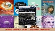 Download  Dodger Stadium  CA   Images of  Baseball EBooks Online