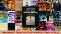 Download  Awareness Exploring Experimenting Experiencing Ebook Online