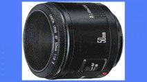Best buy Canon Camera Lenses  Canon EF 50mm f18 II Standard AutoFocus Fixed Lens  International Version No Warranty