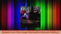 Recycelte Bilder Die Verweisstruktur im Videoclip am Beispiel von Fritz Langs Metropolis
