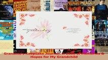 Grandmas Keepsake Journal A Book of Memories  Hopes for My Grandchild PDF