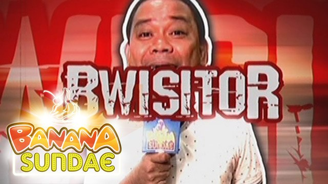 Banana Sundae: Bwisitor on ABS-CBN Christmas Special