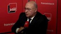 """Michel Sapin : """"Pour être efficace, la transparence doit exister dans plusieurs pays"""""""