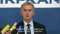 Air France flight bomb alert was 'false alarm' says chief executive