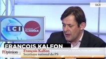 François Kalfon : « Bernard Tapie se relance pour détourner l'attention »