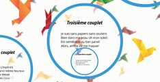 Reviens-moi - CM2 Lucie Aubrac - Gardanne