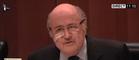 Blatter : «Je sers de punching ball»