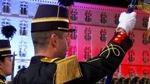 Inauguration du musée de la Gendarmerie à Melun et remise des sabres de l'Ecole de officiers de la Gendarmerie Nationale