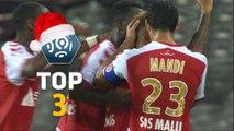Top Buts Reims FC J1-J19 / Ligue 1 : saison 2015-16