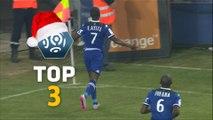 Top Buts SC Bastia J1-J19 / Ligue 1 : saison 2015-16