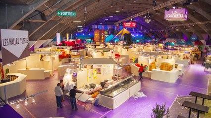 Timelapse : les coulisses de SISQA - salon de la qualité alimentaire