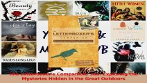 PDF Download  The Letterboxers Companion 2nd Exploring the Mysteries Hidden in the Great Outdoors Read Full Ebook