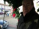 Maubeuge, festivités de Noël : tour en calèche