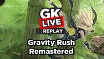 Gravity Rush Remastered - GK Live