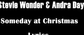 Someday At Christmas Lyrics.Someday At Christmas Stevie Wonder Video Dailymotion