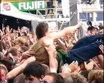 System Of A Down - Psycho, Chop Suey! and la isla bonita live @ Rock Am Ring 2002