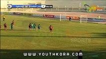 هدف مباراة مصر المقاصه و الداخليه (0 - 1) | الأسبوع التاسع | الدوري المصري 2015-2016
