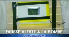 Une fausse alerte à la bombe déroute un avion d'Air France