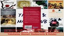 PDF Download  MICHELIN Guide Tokyo Yokohama Shonan 2012 Restaurants  Hotels Michelin Red Guide Tokyo PDF Full Ebook