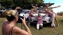 Land Rover Experience 2015 Im Discovery Sport durchs Outback