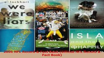 Download  2006 NFL Record  Fact Book Official NFL Record  Fact Book PDF Online