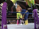 WWF Wrestlemania V - The Rockers Vs. The Twin Towers