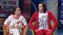Portokalli, 20 Dhjetor 2015 - Pedonalja e ftuar ne S-show (Jeta e nates)