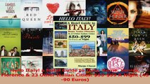 PDF Download  Hello Italy a Hotel Guide to Italy Rome Venice Florence  23 Other Italian Cities Download Online