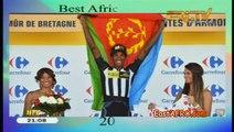 ERi-TV News 'Eritrean Daniel Teklehaimanot Best African Cycling
