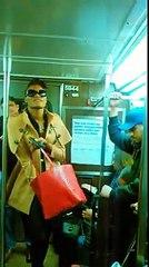 Subway Altercation NYC