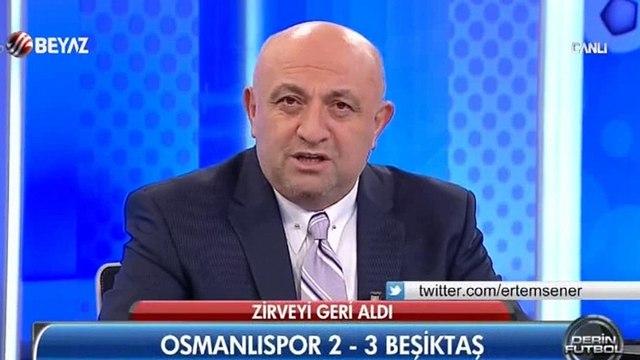 Sinan Engin Özür Diledi (21 Aralık 2015)