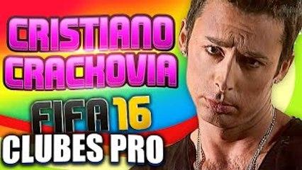 ¡CRISTIANO RONALDO DEL CRACKÒVIA! FIFA 16   CLUBES PRO #11   PIKAHIMOVIC MODO CLUB