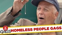 Homeless People Pranks - Best of Just For Laughs Gags