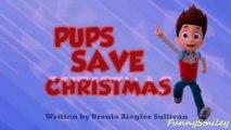 Paw Patrol English Pups Save Christmas part 1 brief episode