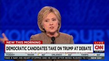 Hillary Clinton not claiming that ISIS is using Donald Trump in its recruiting videos