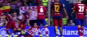Lionel Messi vs Atlético Madrid • La Liga • 12/09/15 [HD]